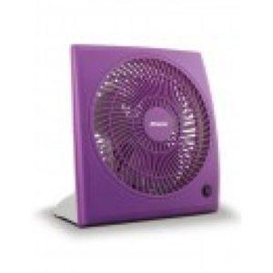 15729 Μωβ Box Fan 23εκ 18.393