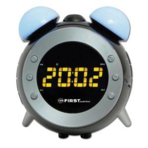 Austria FA-2421-4 Ψηφιακό Ραδιο-Ρολόι Ξυπνητήρι Με Προτζέκτορα