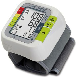 BPW-1000 Automatic Wrist Blood Pressure Monitor