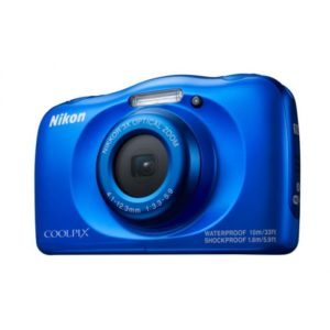 Coolpix W100 Blue Αδιάβροχη Φωτογραφική Μηχανή