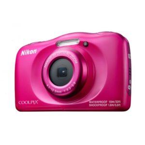 Coolpix W100 Pink Αδιάβροχη Φωτογραφική Μηχανή