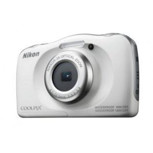 Coolpix W100 White Αδιάβροχη Φωτογραφική Μηχανή