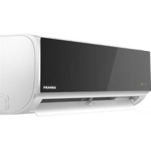 Crystal Black 12 κλιματιστικό inverter 12.000 btu/h με R32 & WiFi μαυρο χρώμα