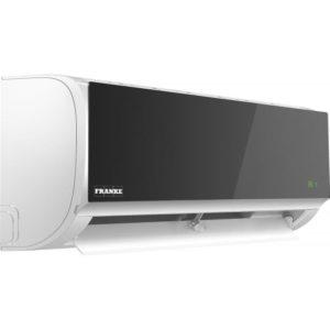 Crystal Black 18 κλιματιστικό inverter 18.000 btu/h με R32 & WiFi μαυρο χρώμα