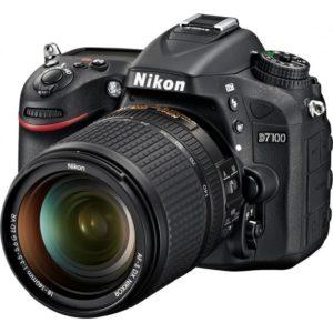 D-7100 K I T ME 18-140mm VR BLACK