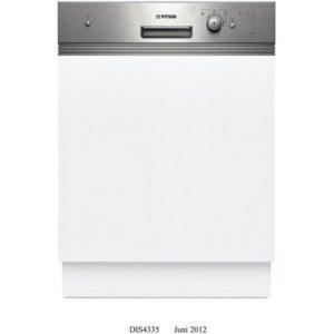 Εντοιχιζόμενο πλυντήριο πιάτων Pitsos DIT5515