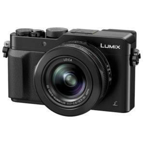 DMC-LX100EGK Black
