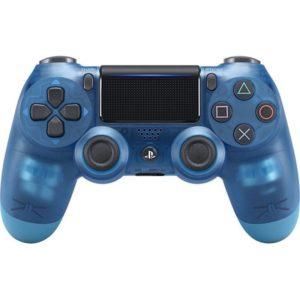 Dualshock 4 Controller Crystal Blue v2