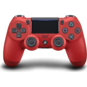 DualShock 4 Controller Magma Red (New)