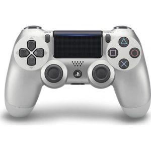 DualShock 4 Controller V2 Silver