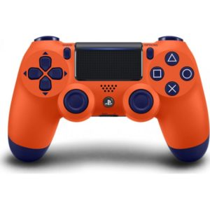 Dualshock 4 Controller Sunset Orange