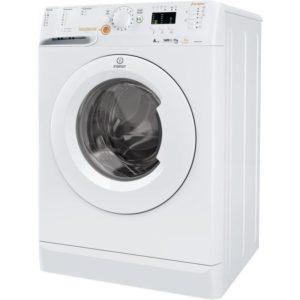 Ελεύθερο πλυντήριο-στεγνωτήριο Indesit: 7 κιλά XWDA 751480X WWWG EU