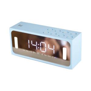 Ραδιορολόι F&U PBT2129C Bluetooth Light Blue