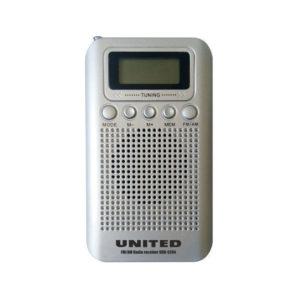 Ραδιόφωνο United URD 5204
