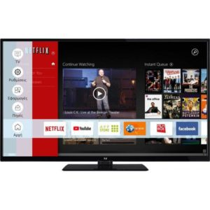 FL2D4903UH 4K ULTRA HD Smart TV 49 ιντσών