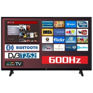 FLS43206 Smart LED TV 43 ιντσών