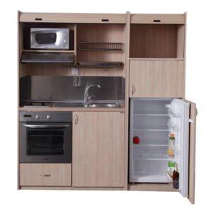 ΚΣ190 με μεγάλο ψυγείο & μεγάλο φούρνο