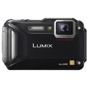 Lumix DMC-FT5 Black