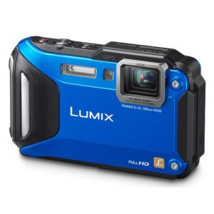 Lumix DMC-FT5 Blue