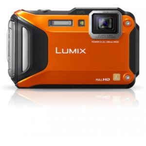 Lumix DMC-FT5 Orange