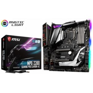 MB Z390 GAMING PRO CARBON AC