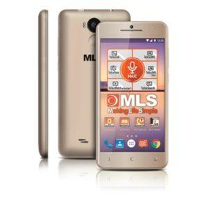 MLS F5 Gold Dual Sim Κινητό Smartphone