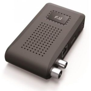 MPF3575M Δέκτης Ψηφιακής τηλεόρασης HD DVB-T2 με τηλεχειριστήριο 2 χρήσεων