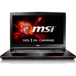 GAMING NOTEBOOK APACHE GE72 6QC-048NL Bundled with Backpack