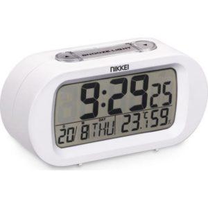NR05WE Ψηφιακό Ξυπνητήρι Με Θερμόμετρο