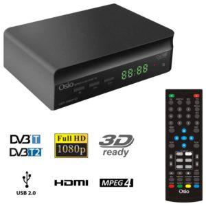 OST-7085FHD DVB-T/T2 FULL HD MPEG-4 USB