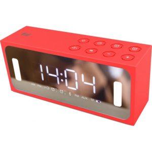 PBT2126R Φορητό Ραδιόφωνο/Ξυπνητήρι & Media Player με Bluetooth