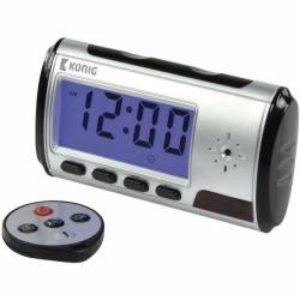 SAS-DVRD CD10 Ρολόι με κρυφή κάμερα