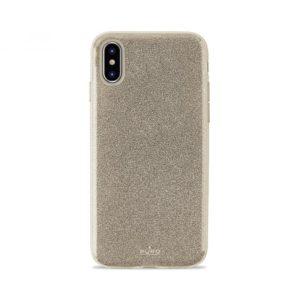 Θήκη Shine για iPhone X – χρυσό