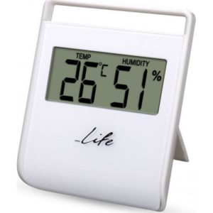 WES-102 Ψηφιακό θερμόμετρο / υγρόμετρο