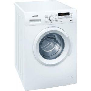 iQ100 Πλήρως αυτόματο πλυντήριο 6 κιλών WM12B260GR