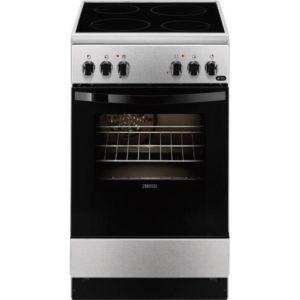 ZCV550G1XA κεραμική κουζίνα 50cm inox