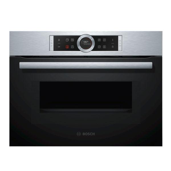 Εντοιχιζόμενος φούρνος μικροκυμάτων Bosch CMG633BS1