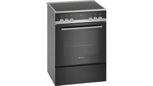 Ελεύθερη κουζίνα Siemens HK9S7R241