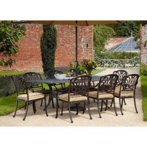 Τραπέζι αλουμινίου Hartman 22.488.063