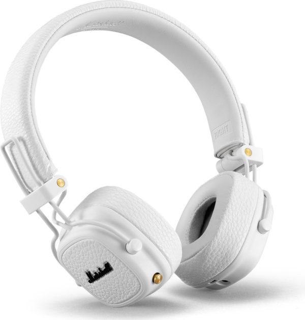 Marshall Major III Bluetooth White Headphone euragora.gr