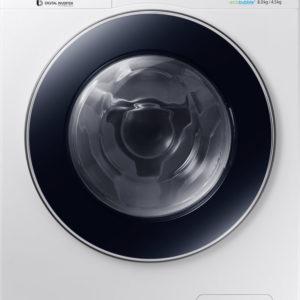 Πλυντήριο Στεγνωτήριο ρούχων Samsung WD80M4A43JW euragora.gr