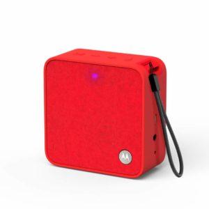 Motorola Sonic Boost 210 Κόκκινο euragora.gr