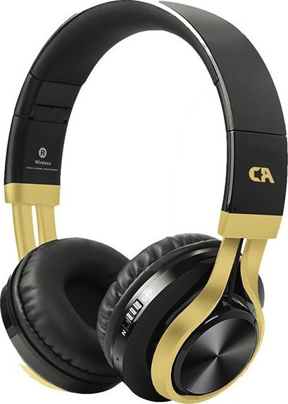 Crystal Audio BT-01 Gold Headphone euragora.gr