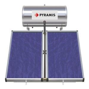 Ηλιακός θερμοσίφωνας PYRAMIS 200 lt 026001305