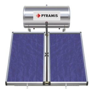 Pyramis Ηλιακός Θερμοσίφωνας 160 lt 026000405