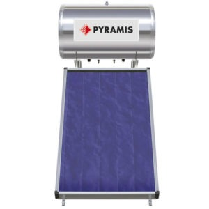 Pyramis Ηλιακός Θερμοσίφωνας 160 lt 026001105