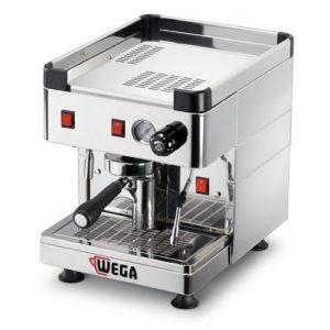 Μηχανή espresso Wega Mininova INOX EPU PR