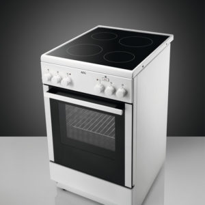 AEG CCB56000BW Ηλεκτρική κουζίνα κεραμική euragora.gr