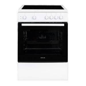 Davoline DAC 600 Κουζίνα αερόθερμη κεραμική