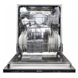 Pyramis DWE60FI Πλυντήριο πιάτων Εντοιχιζόμενο